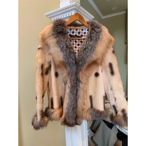 Jackets & Blazers - Fox Fur Jacket